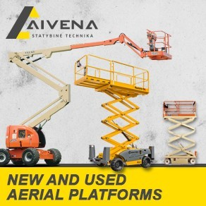 Scissor lifts boom lifts trailer mounted lifts aivena.lt